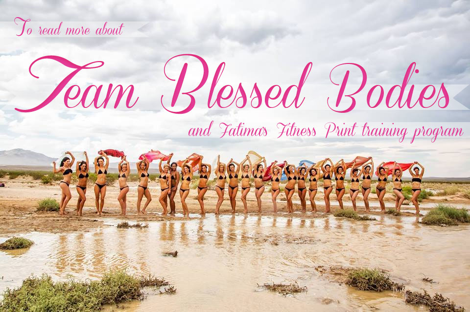 blessed bodies banner